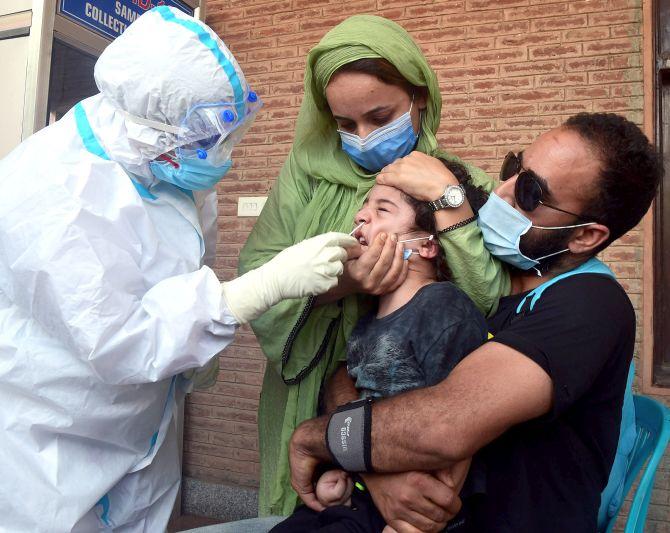 Children are silent spreaders of coronavirus: Study
