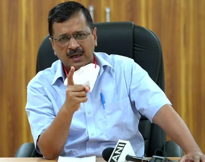 Kejriwal warns hospitals on 'black-marketing' of beds