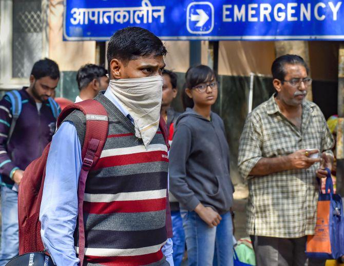 8 states account for 90% coronavirus cases in India