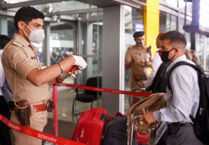 Mumbai airport gears up to restart ops post lockdown