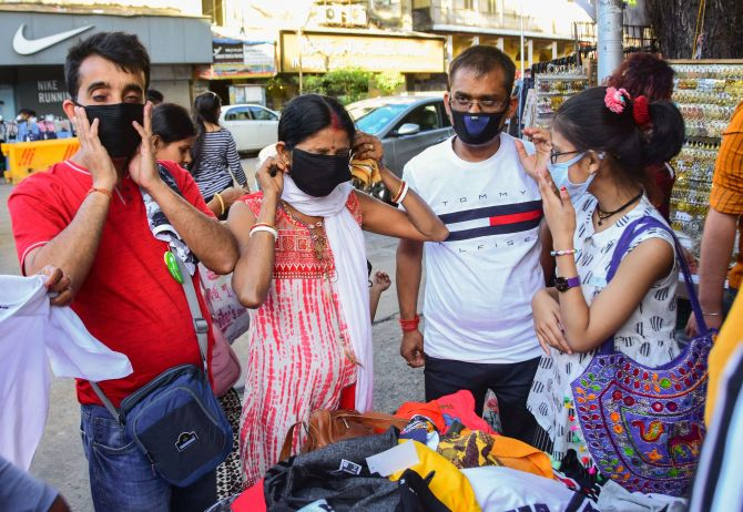 Masks, hand sanitiser declared 'essential commodities'