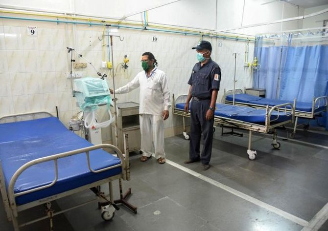 99% of Mumbai's ICU beds are occupied: BMC