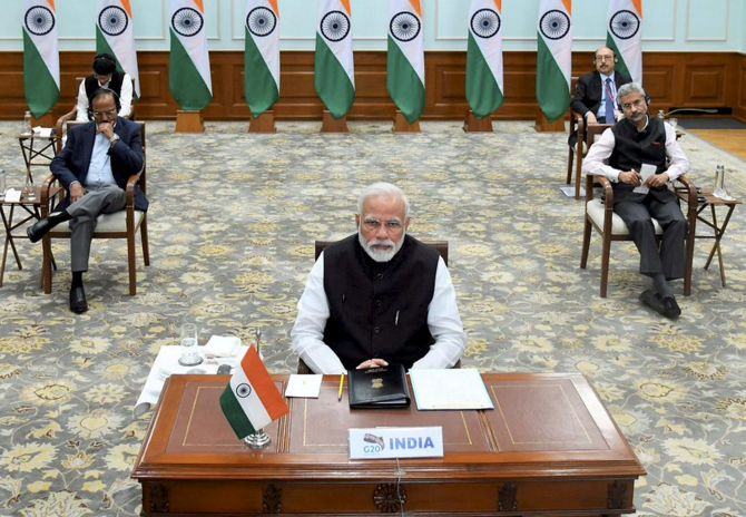 PM to interact with Oppn leaders over COVID-19 crisis