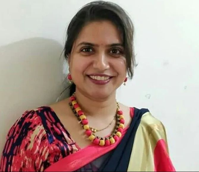 The woman behind India's 1st COVID-19 testing kit