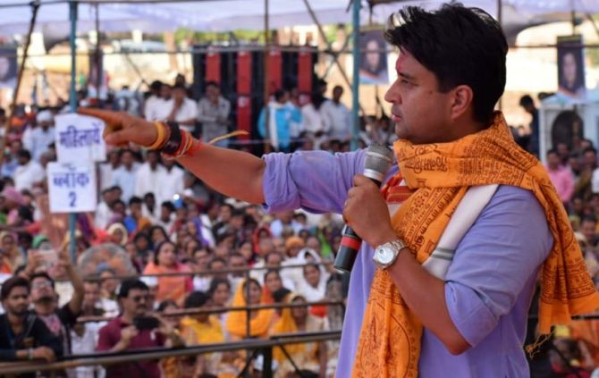 From raja to praja:Jyotiraditya's likely role in BJP
