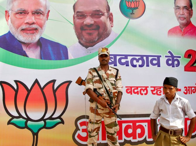 Why BJP-RSS relations are smoother than ever