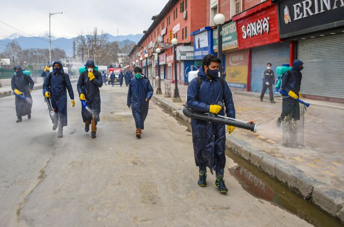 J-K bizman could've spread COVID-19 at Tablighi event