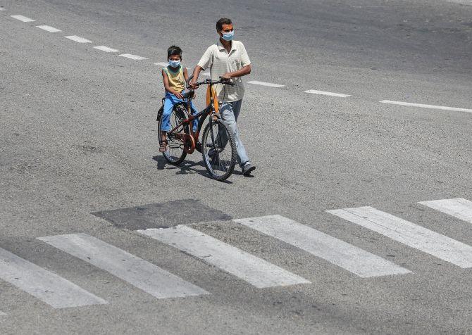 Lockdown prevented 29 lakh cases, 78,000 deaths: Govt