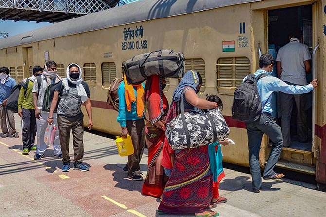 Railways to resume select train services from May 12