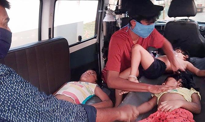 Vizag gas leak: Kohli, Pant, Sindhu extend condolences