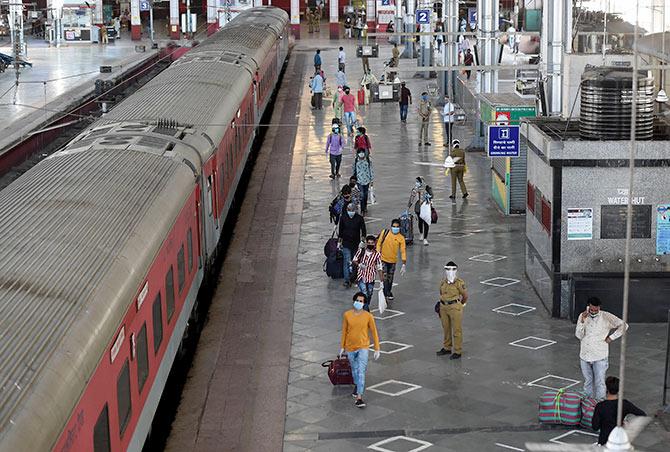 All regular train services cancelled till Aug 12