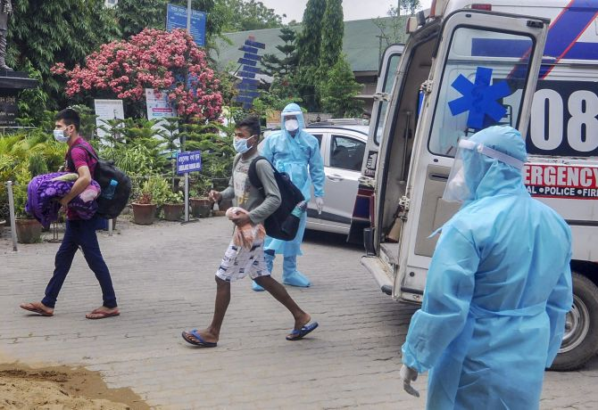 Nearly 23 lakh in quarantine across India: Govt