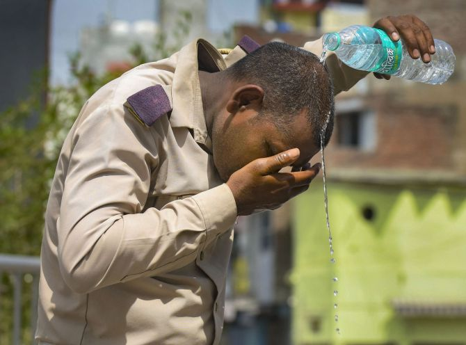 Heatwave intensifies, Churu hottest at 47.5 deg C