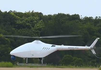 Chinese Helicopter Drone: Much ado about nothing!