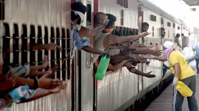 Child dies as man hunts for milk at railway station