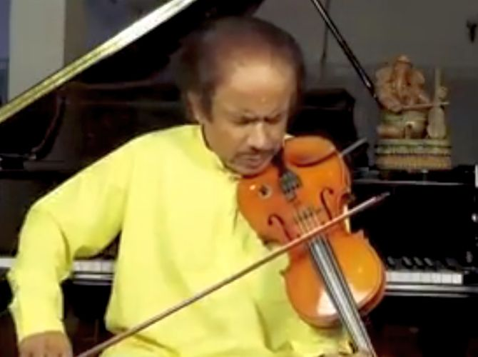 SEE: L Subramaniam dedicates new symphony to Modi
