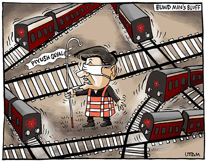 Uttam's Take: Blind Man's Bluff