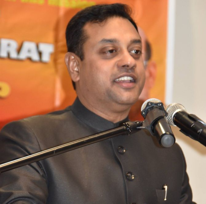 Sambit Patra shows COVID-19 symptoms, hospitalised