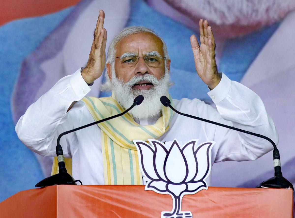 BJP claims victory in Bihar, gives credit to Modi