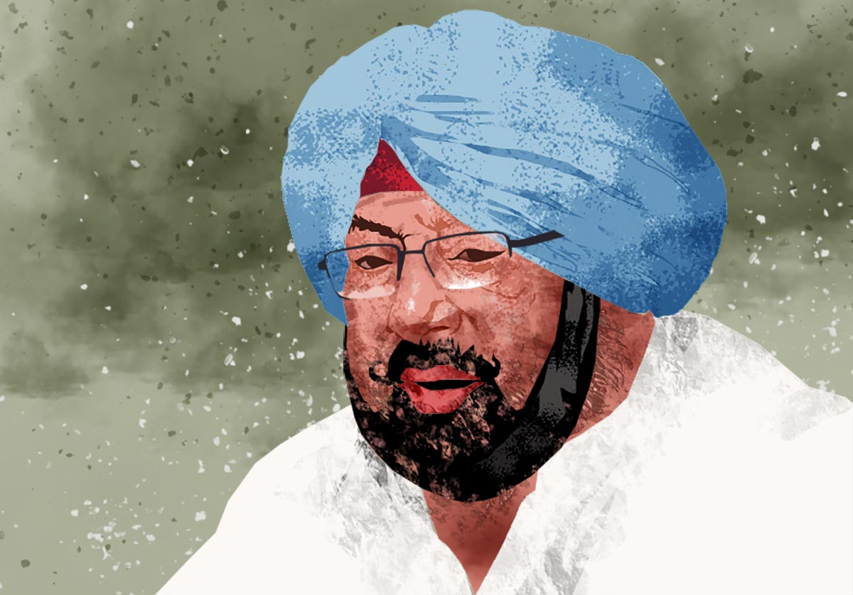 Amarinder Singh: The man who revived Cong in Punjab