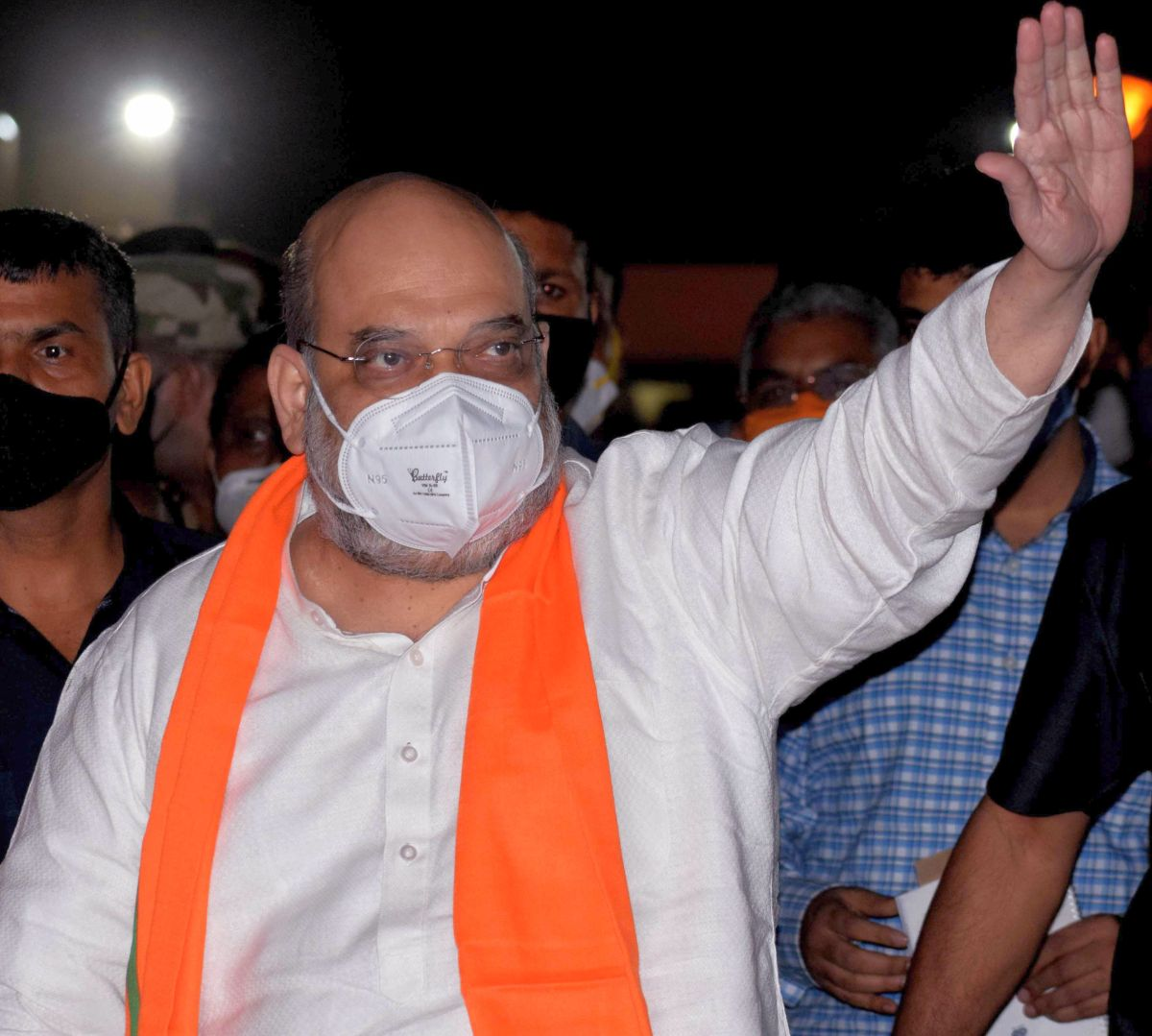 Amid rebellion in TMC, Shah on 2-day visit to Bengal