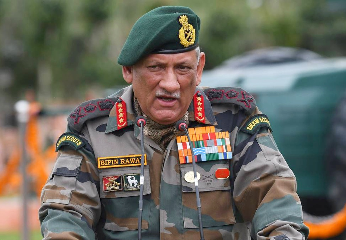 General Rawat: Hasten slowly with theatre commands