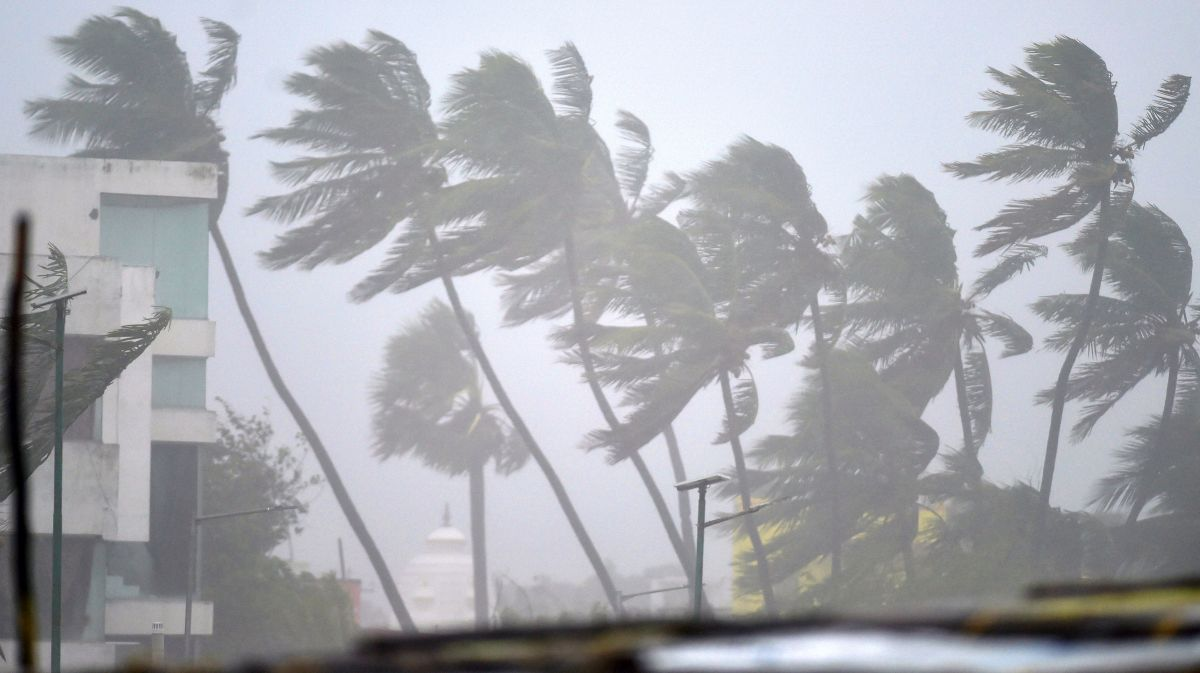 Low-pressure system may develop into Cyclone Yaas: IMD