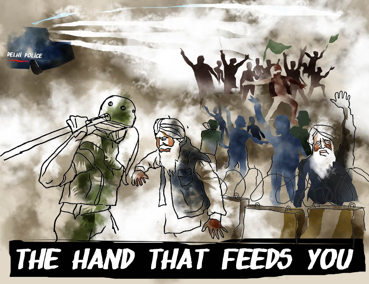 Dom's Take: The Hand that feeds YOU