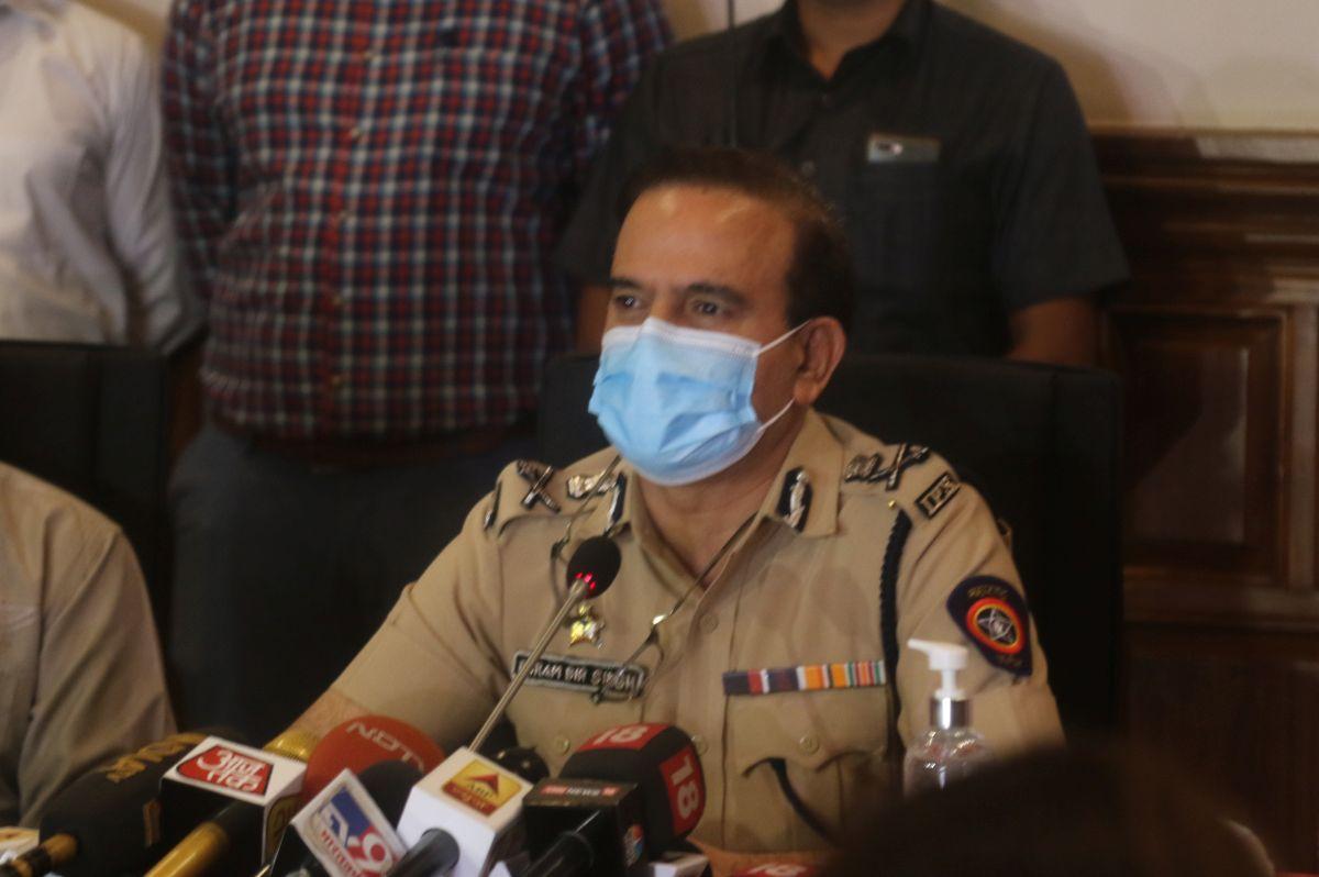 Param Bir shifted to facilitate Waze probe: Maha HM