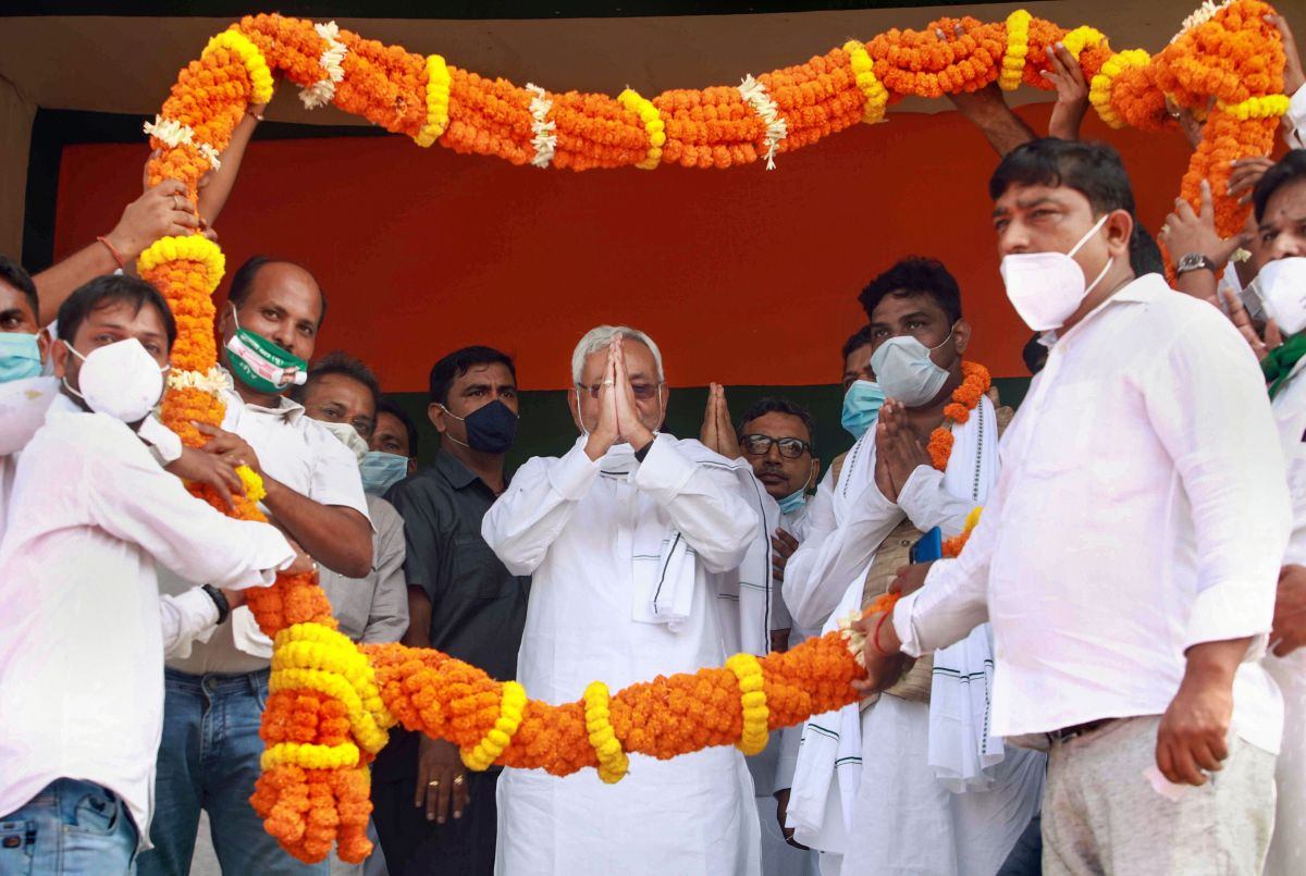 Why Bihar has never seen an election like this