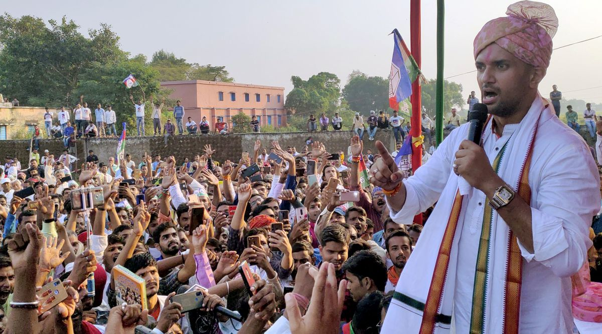 'BJP unleashed Chirag against Nitish'