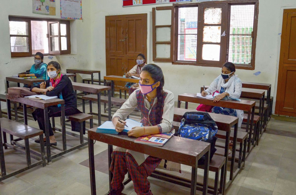 Schools reopen in Punjab for all classes