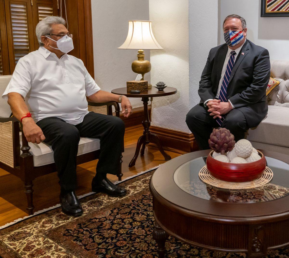 Why did Sri Lanka snub US?