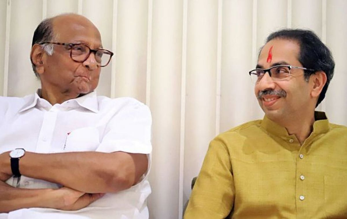 Pawar meets Thackeray over differences in MVA govt