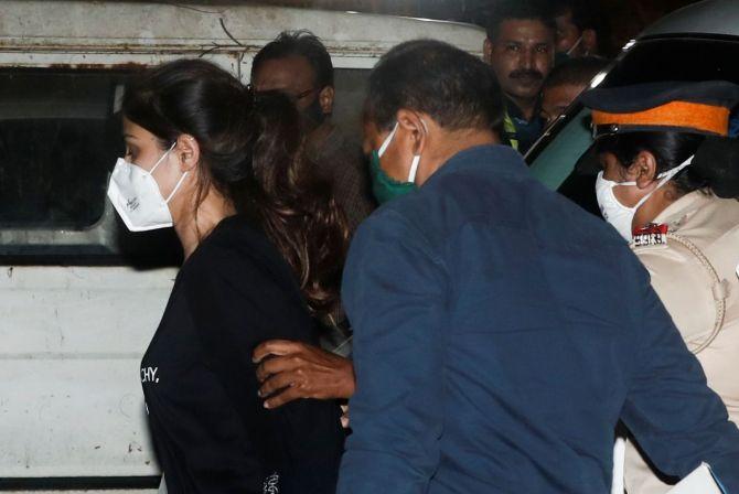 Sushant Singh Rajput death: Mumbai court denies bail to Rhea Chakraborty in drug case
