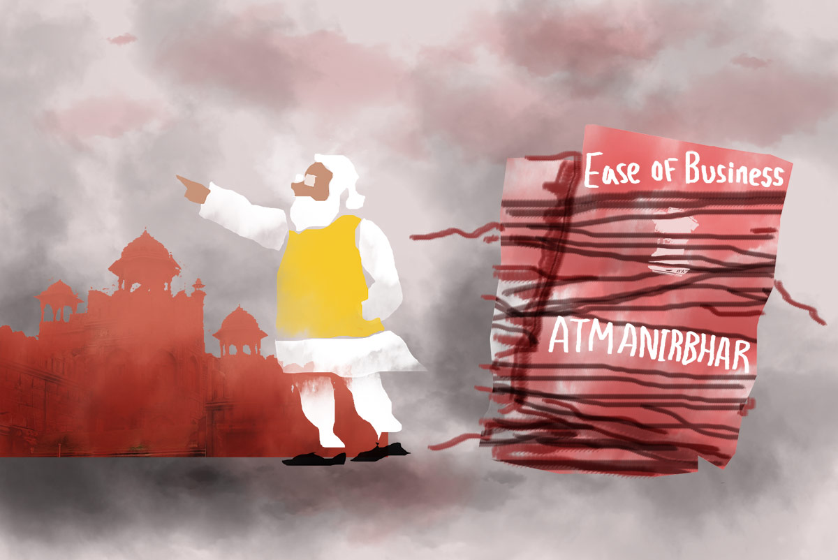 Rs 23k cr Atmanirbhar Bharat Rojgar Yojana approved