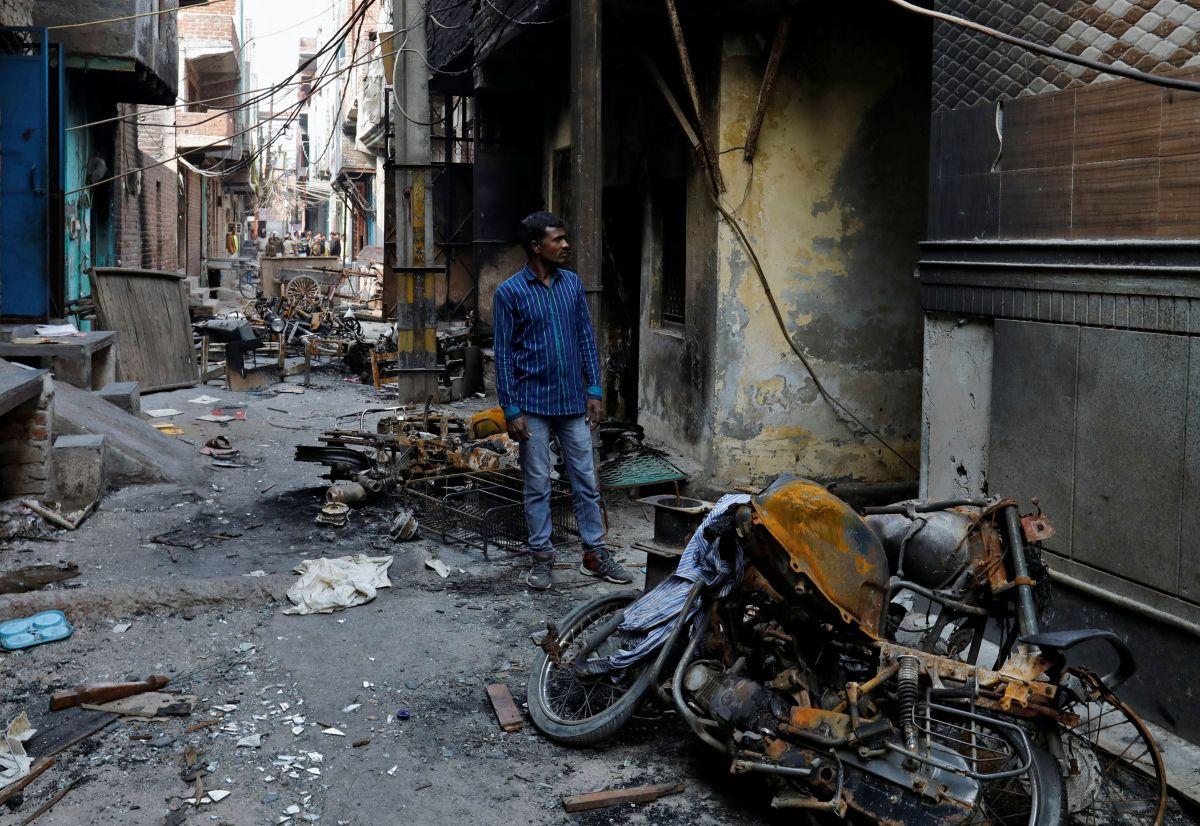 Delhi riots: Police rapped for 'lackadaisical' probe