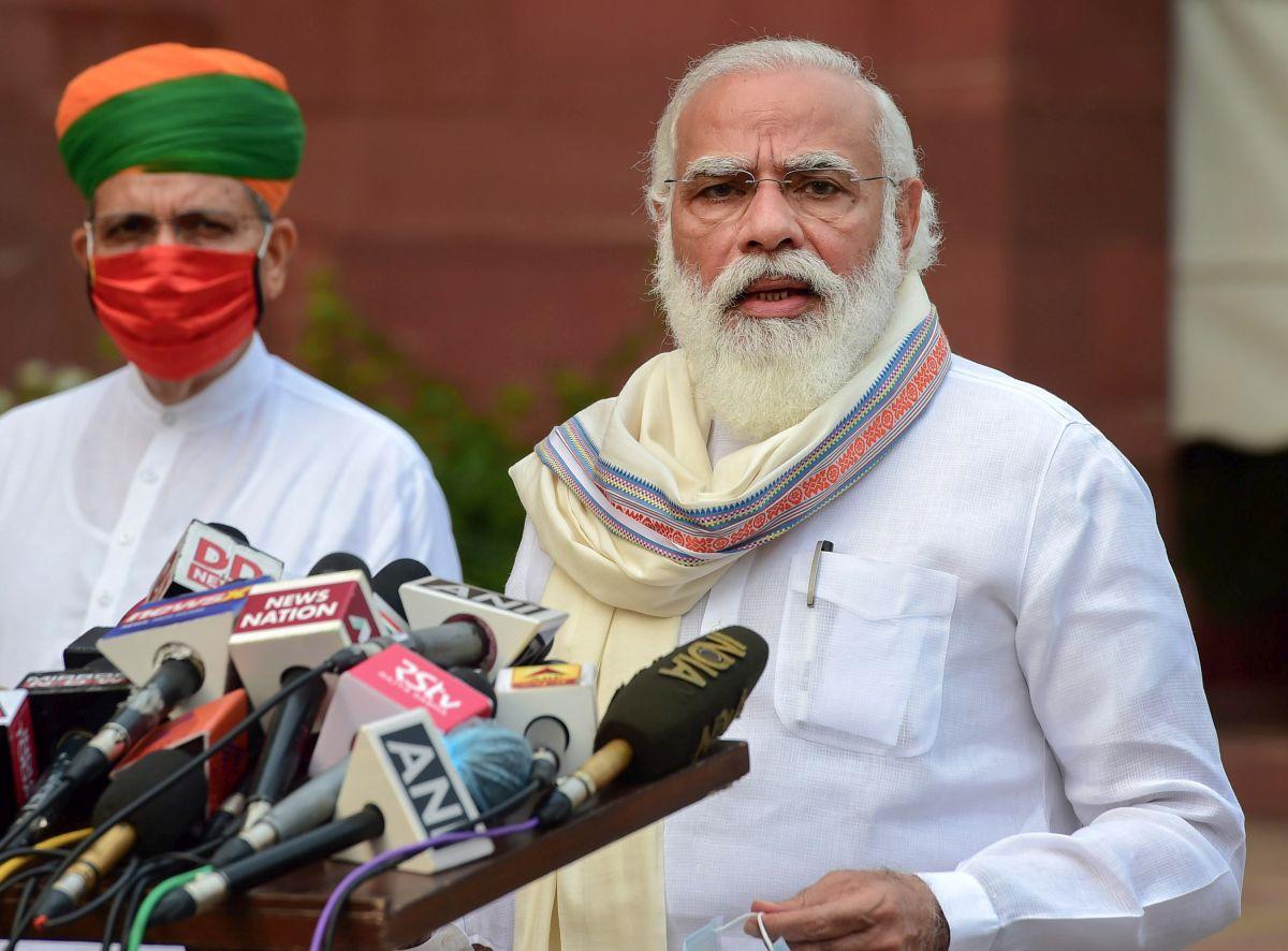 Watershed moment: PM Modi on farm bills