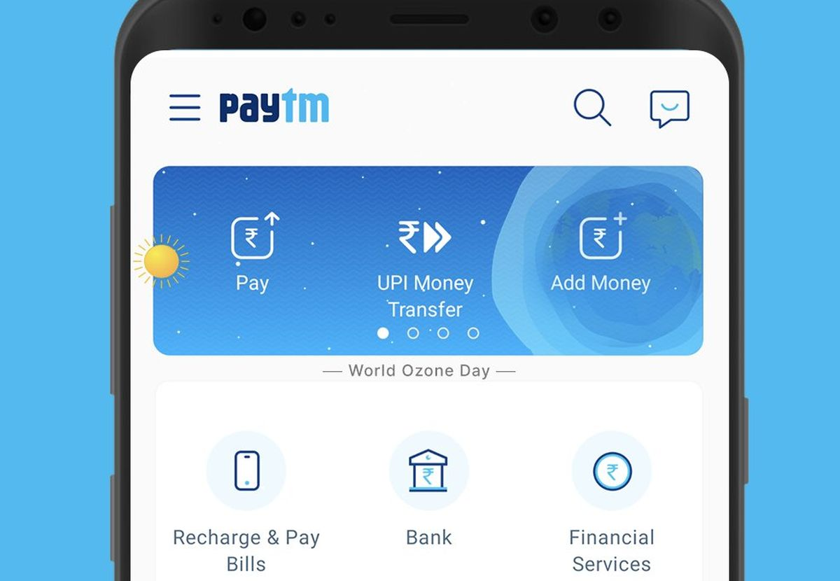 Google removes Paytm app from Play Store for policy violation - Rediff.com  India News