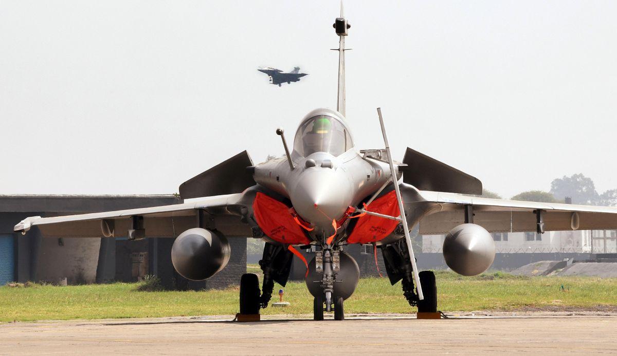 IAF's Rafale fleet to have first woman pilot soon - Rediff.com