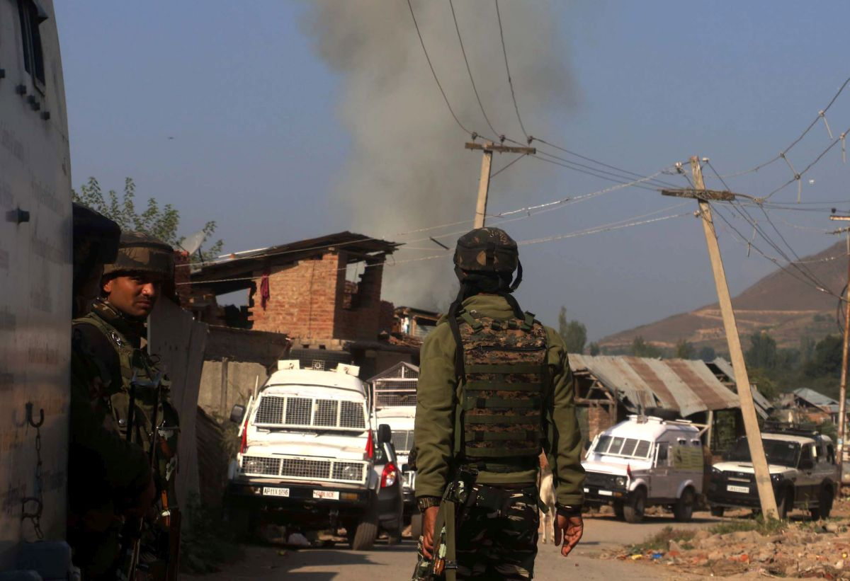 Kashmir encounter: Army may court marital soldiers