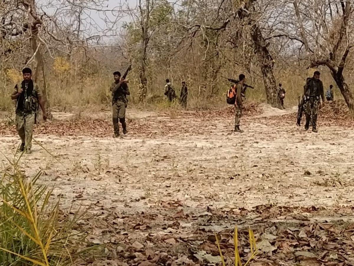Have Naxals abducted CoBra commando?