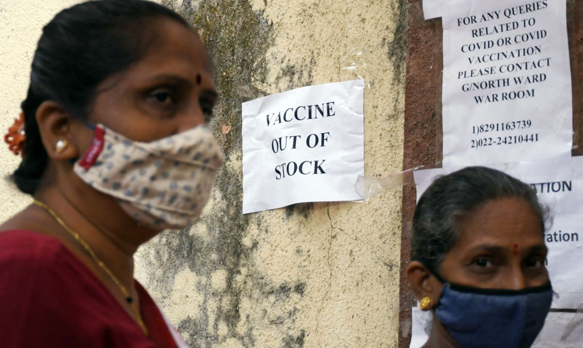 Mumbaikars irked over suspension of vaccination drive