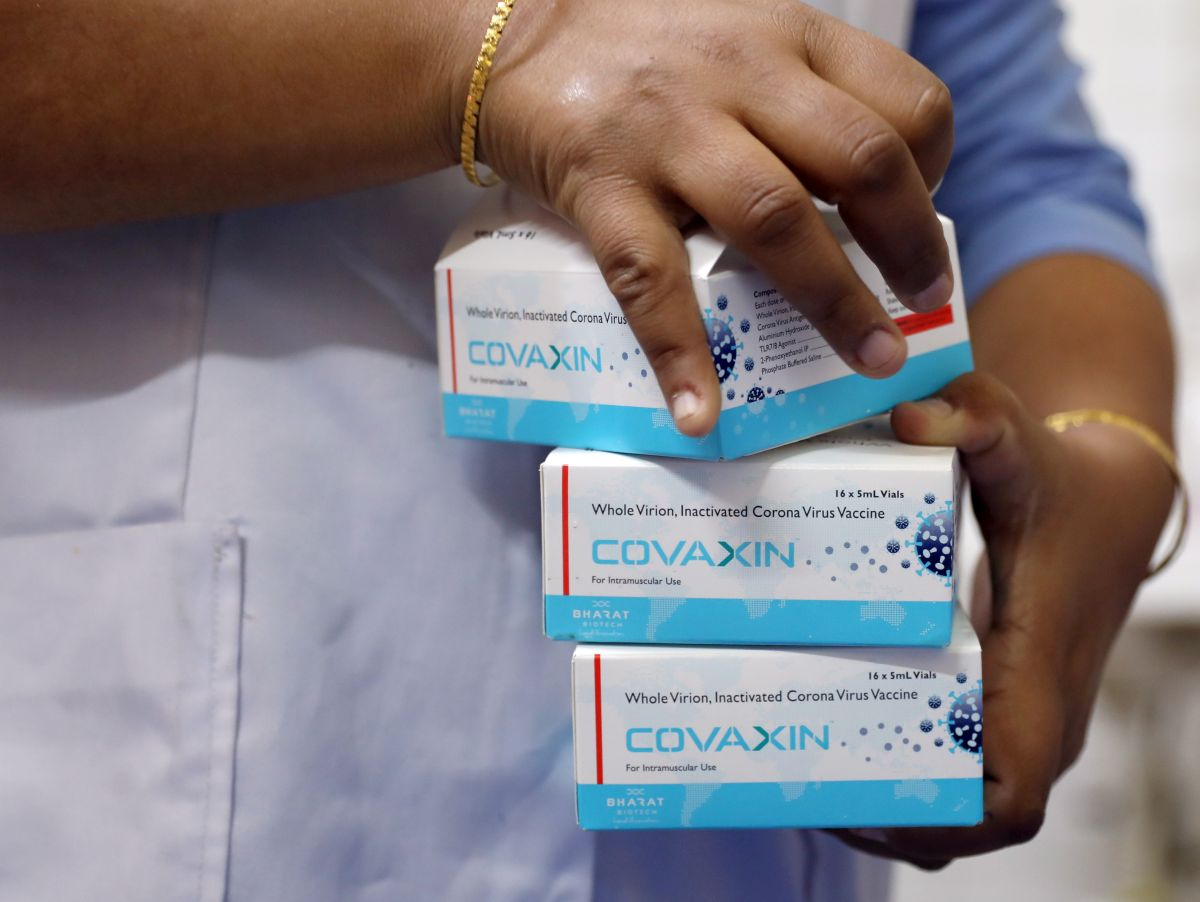 Covaxin 65.2% effective against Delta variant: BB