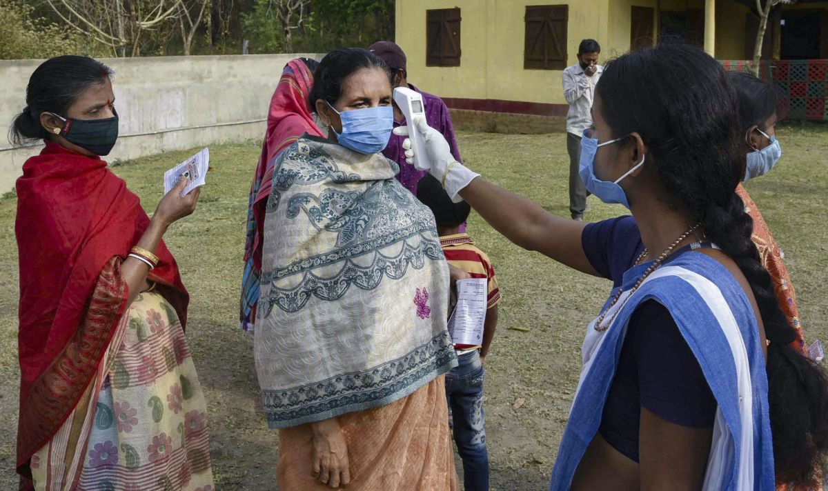 Assam: 171 votes cast in booth of 90 voters