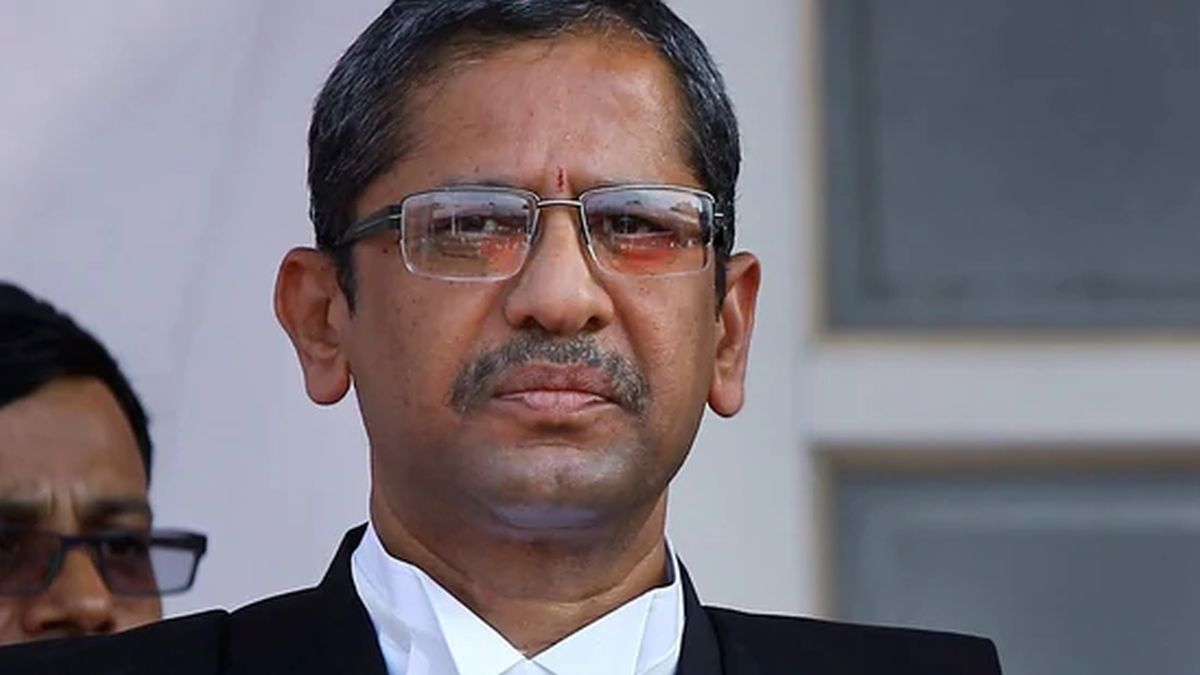 CJI Ramana On Raised Concerns Over The Government Not Providing Priority To The Medical Sector On National Doctor's Day
