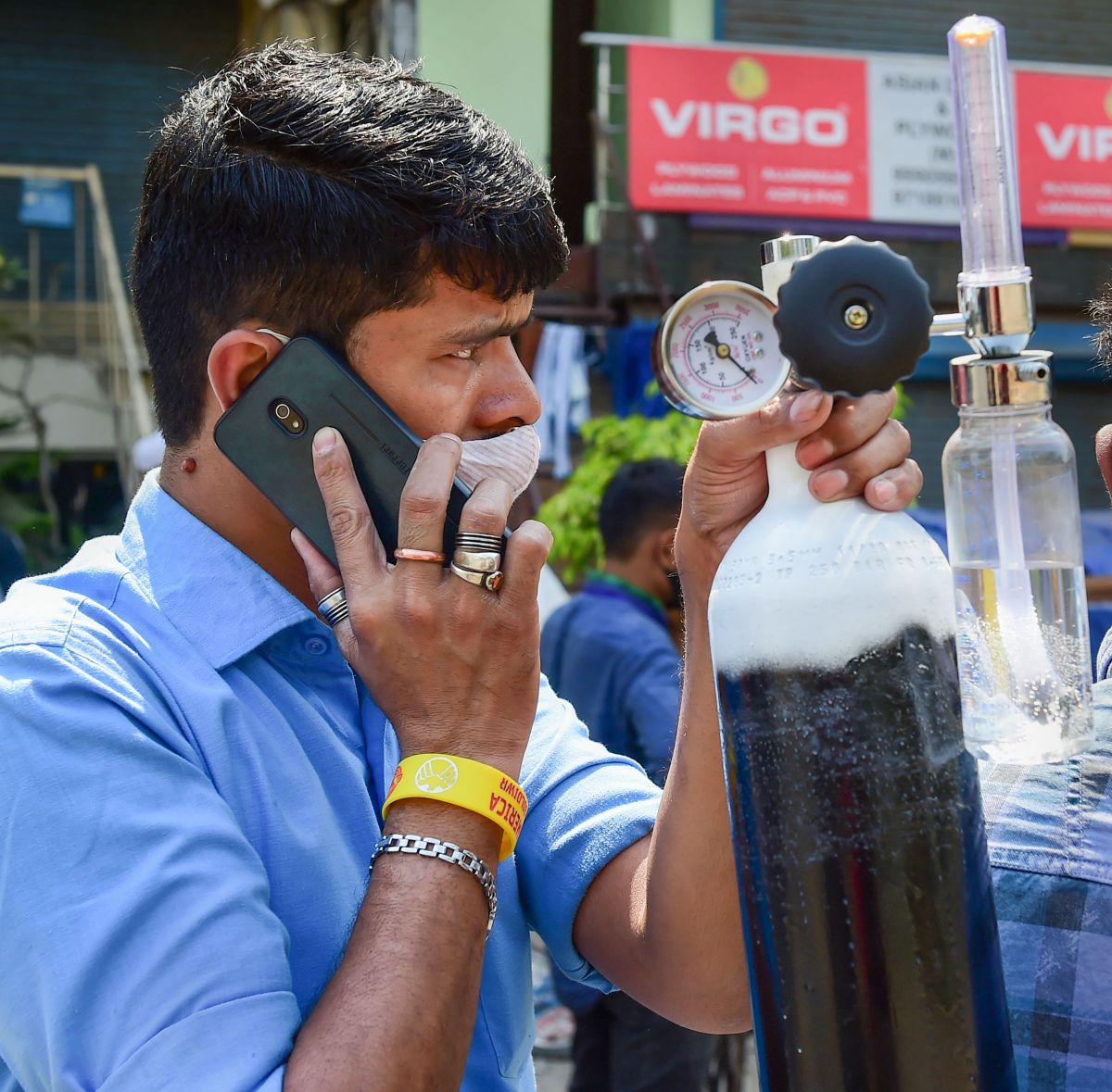Delhi exaggerated Oxygen demand by 4 times: SC told