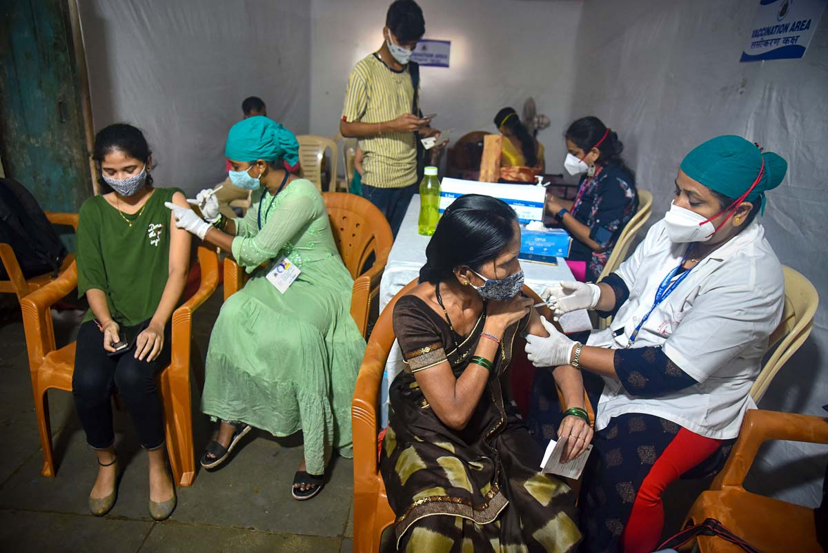 No vaccination at govt centres in Mumbai today