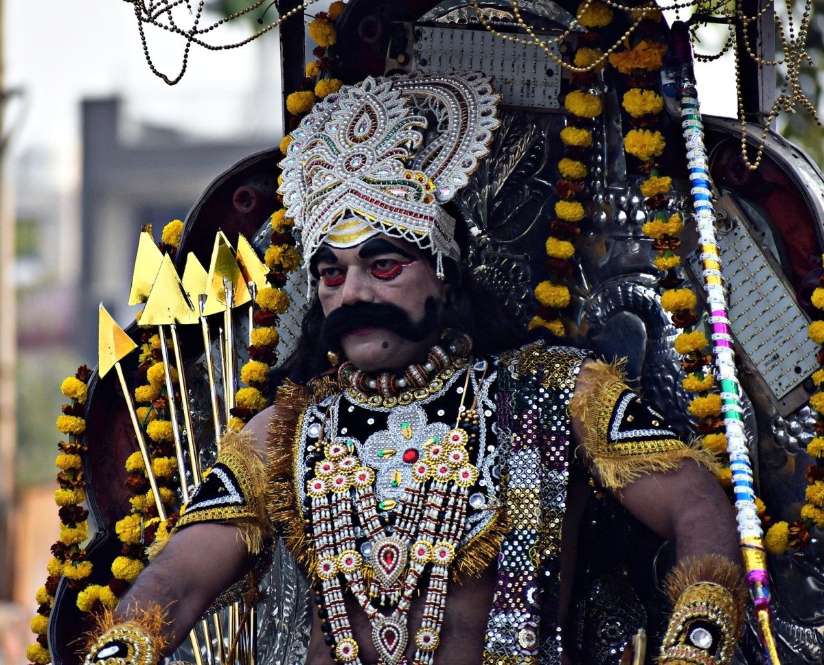 'We discovered many unknown facts about Ravana'