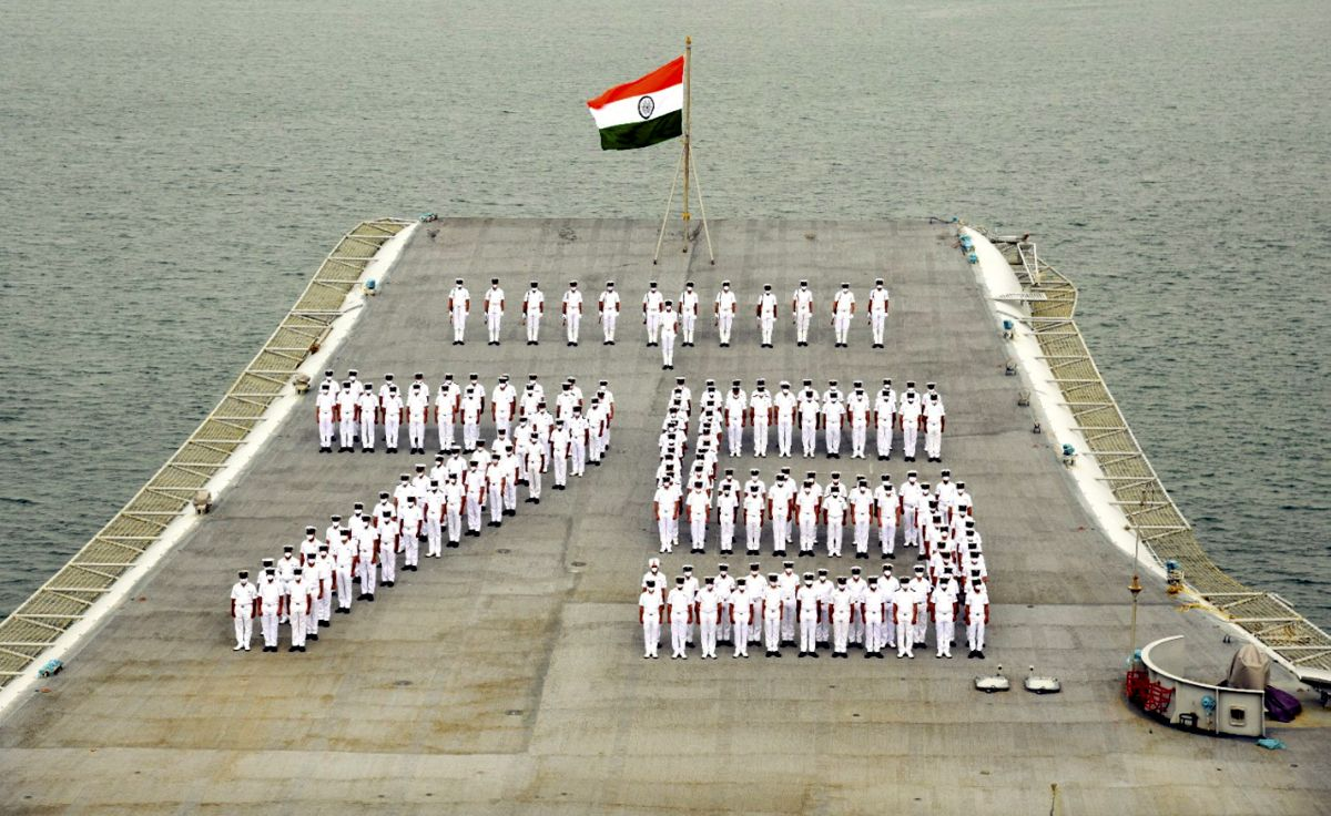 In Photos: India Celebrates 75th Independence Day